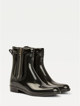 Tommy Hilfiger Gloss Rain Ankle Boot