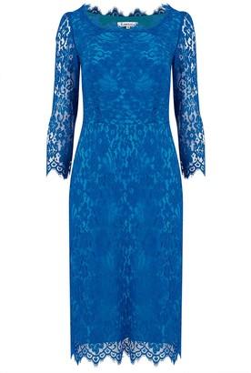Libelula Beatil Dress Bright Blue Lace