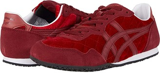 Onitsuka Tiger by Asics Serrano (Beet Juice/Beet Juice) Shoes