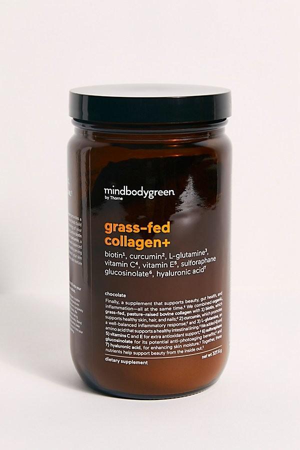 Mindbodygreen Chocolate Grass-Fed Collagen+