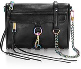 Rebecca Minkoff Best Seller Mini M.A.C. Crossbody Bag With Oil Slick Hardware