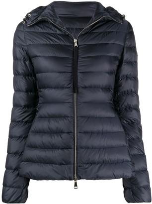 Moncler Zipped Hooded Padded Jacket