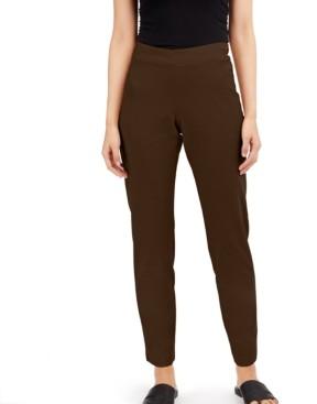 Eileen Fisher Slim-Leg Ankle Pants, Regular & Petite