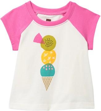 Tea Collection Triple Treat T-Shirt (Baby Girls)