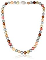 "Honora Gelato"" Freshwater Cultured Pearl Necklace, 17"""