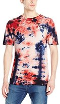 HUF Men's 420 Collection By The Gram Blood Wash T-Shirt