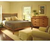 Berkeley Platform Bed Copeland Furniture Size: King, Color: Natural Cherry