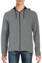 Kenneth Cole New York Reversible Cotton Hoodie