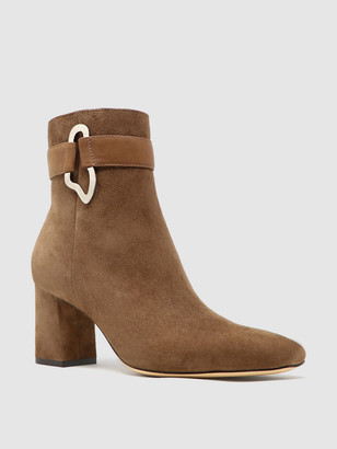 Sylven LAKE Toffee Suede Boot