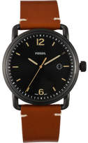 Fossil The Commuter Brown Watch