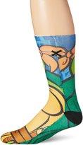 Odd Sox TMNT Michaelangelo Crew Socks