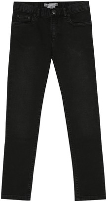 Bonpoint Coyote stretch-cotton jeans