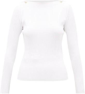 Max Mara Odino Sweater - Womens - White