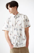 Vans Salado Short Sleeve Button Up Shirt