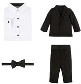 Andy & Evan Toddler Boy's Four-Piece Tuxedo Set
