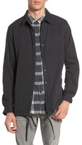 Ezekiel Men's Textured Cotton Coach'S Jacket