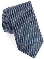 John Varvatos Men's Geometric Tie