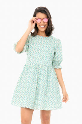 ENGLISH FACTORY Floral Fleming Dress