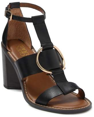 Franco Sarto Dandelion Strappy Leather Sandal
