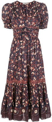 Ulla Johnson Zaria floral-print dress