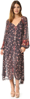 Free People Viceroy Printed Maxi Dress