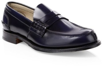 Church's Turnbridge High Shine Penny Loafers