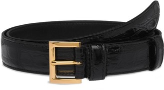 Prada Adjustable Buckle Belt