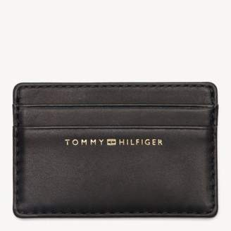 Tommy Hilfiger Soft Leather Credit Card Wallet