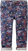 Osh Kosh Oshkosh Floral Skinny Woven Pants - Toddler Girls 2t-5t