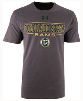 Under Armour Men's Colorado State Rams Charged Cotton T-Shirt