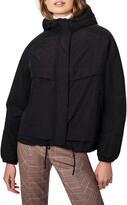 Thumbnail for your product : Bernardo Water Repellent Hooded Rain Jacket