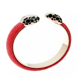 Bvlgari Serpenti Pink Gold plated Bracelets