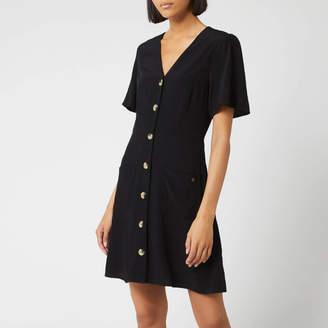 Superdry Women's Darcy Button Through Dress