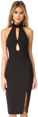 LIKELY Women's St. Claire High Neck Dress