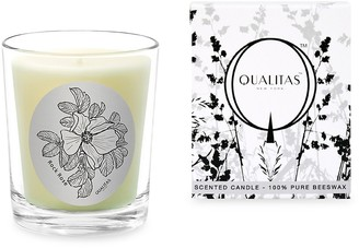 Qualitas Candles Rock Rose Scented Beeswax Candle