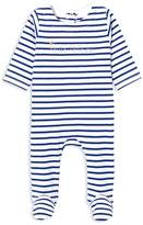 Jacadi Boys' Petite Fable Stripe Coverall - Baby