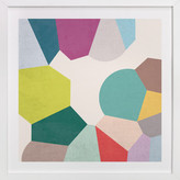 Minted Pointilize III Art Print