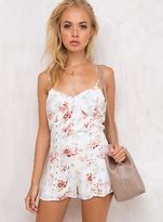 MinkPink New Women's Innocence Playsuit