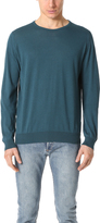 John Smedley Hatfield Crew Neck Sea Island Cotton Sweater