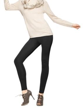 Hue High-Waist Blackout Ponte-Knit Leggings