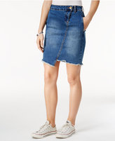 KUT from the Kloth Asymmetrical Denim Skirt
