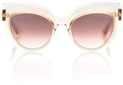 Dita Eyewear Conique cat-eye sunglasses