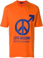 Love Moschino pour homme T-shirt