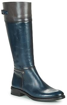 Dorking TIERRA women's High Boots in Blue