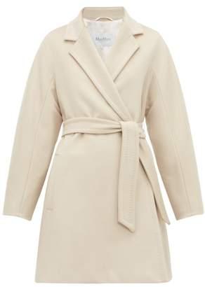 Max Mara Soldino Coat - Womens - Cream
