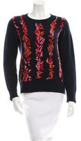 Chanel Cashmere Patterned Sweater