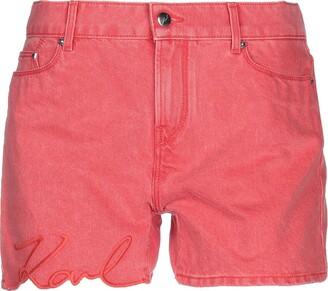 Karl Lagerfeld Paris Denim shorts