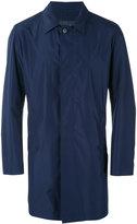 Pal Zileri collared rain coat - men - Polyester - 46