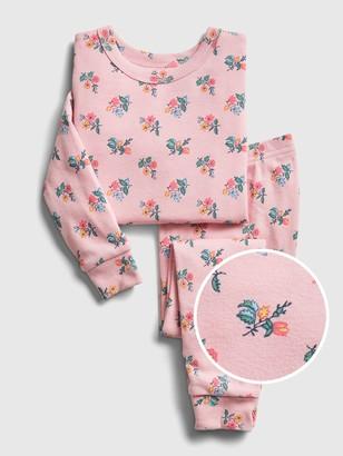 Gap babyGap Floral PJ Set