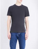 James Perse Crewneck cotton-jersey T-shirt